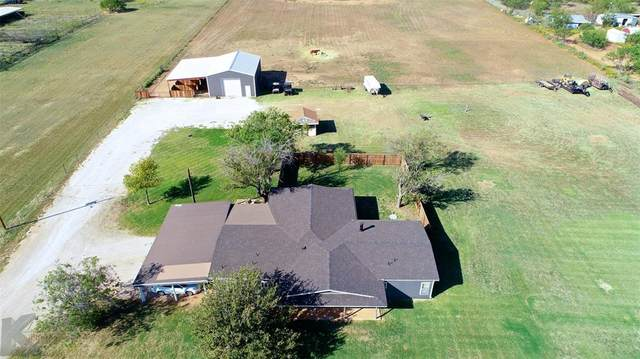 996 County Road 410, Merkel, TX 79536 (MLS #14456343) :: The Kimberly Davis Group
