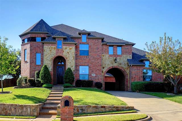 428 Monarch Hill Court, Keller, TX 76248 (MLS #14456362) :: The Good Home Team