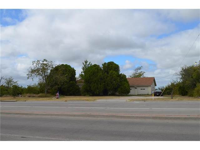 2538 S Main Street, Weatherford, TX 76087 (MLS #14456374) :: Team Tiller