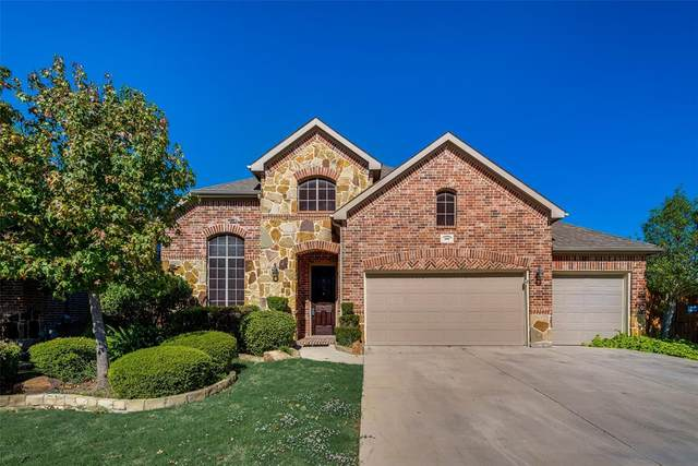 600 W Fate Main Place, Fate, TX 75087 (MLS #14456379) :: The Kimberly Davis Group