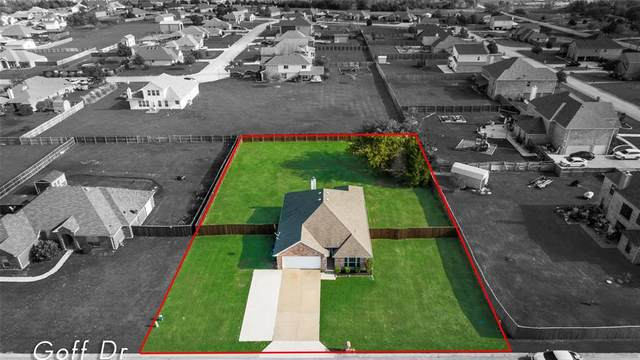 108 Goff Drive, Fate, TX 75189 (MLS #14456381) :: Robbins Real Estate Group
