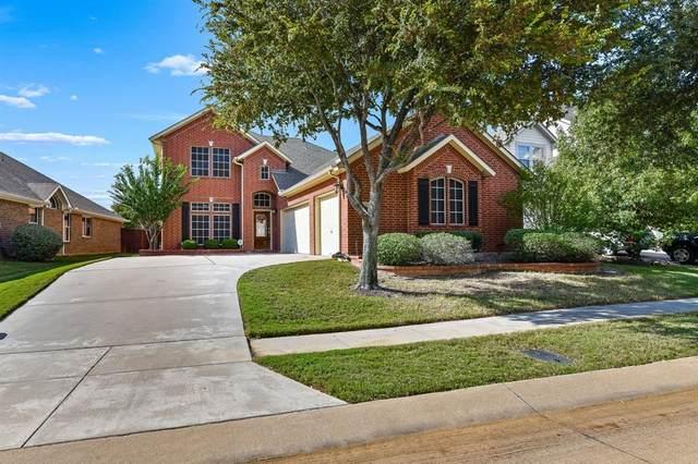 1431 Bonham Parkway, Lantana, TX 76226 (MLS #14456387) :: Team Hodnett