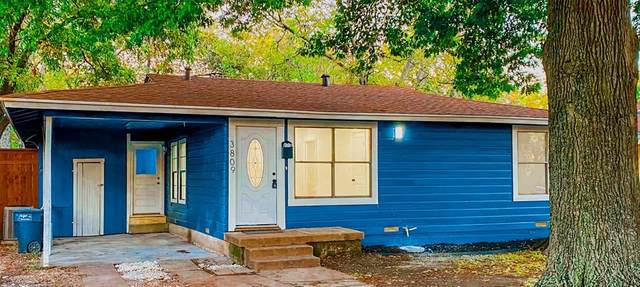 3809 James Avenue, Fort Worth, TX 76110 (MLS #14456426) :: Real Estate By Design
