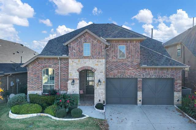 840 Countryside Way, Little Elm, TX 76227 (MLS #14456431) :: Real Estate By Design