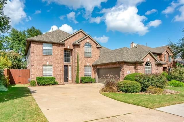 5216 Lake Bluff Drive, Mckinney, TX 75071 (MLS #14456445) :: The Mauelshagen Group