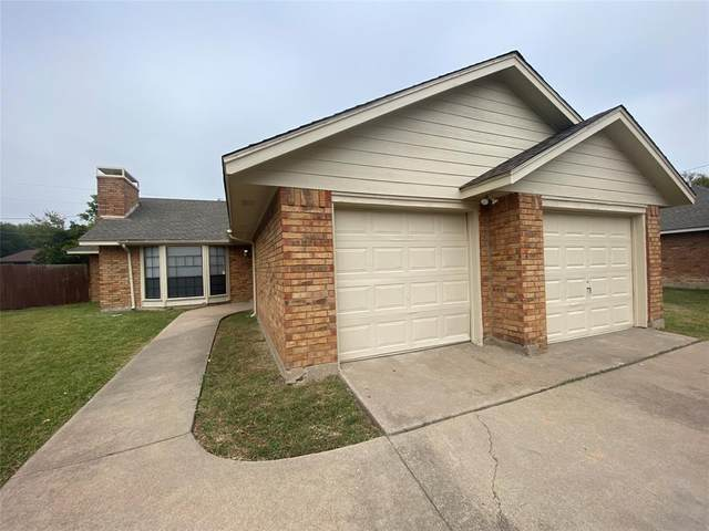 121 Mesa Moor Drive, Glenn Heights, TX 75154 (MLS #14456464) :: All Cities USA Realty