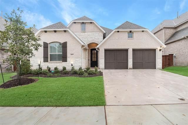 4809 Lafite Lane, Colleyville, TX 76034 (MLS #14456476) :: EXIT Realty Elite