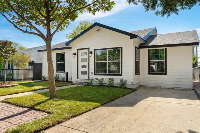 3622 Texas Drive, Dallas, TX 75211 (MLS #14456484) :: The Mauelshagen Group