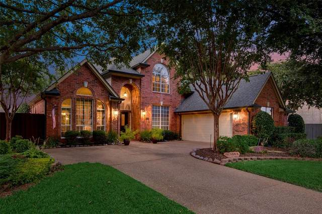 901 Cypress Court, Coppell, TX 75019 (MLS #14456491) :: All Cities USA Realty