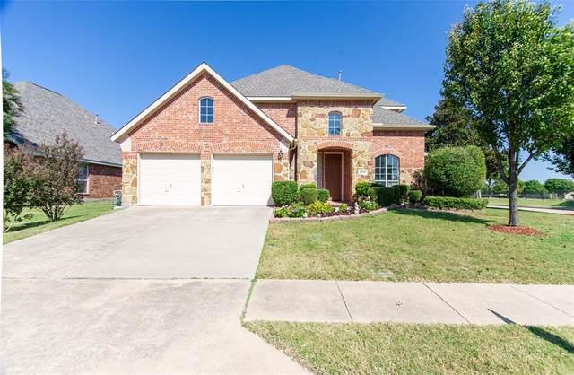 7900 Goldfinch Drive, Mckinney, TX 75072 (MLS #14456496) :: The Good Home Team