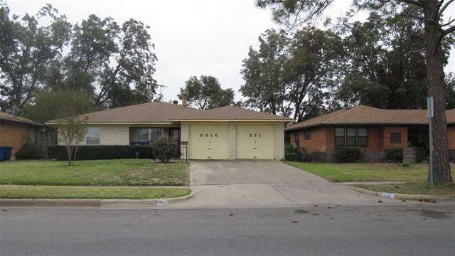 8916 Tonawanda Drive, Dallas, TX 75217 (MLS #14456516) :: The Hornburg Real Estate Group