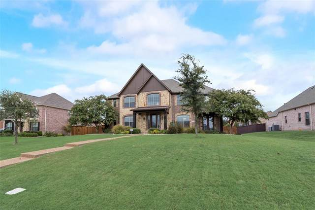 304 Highpoint Drive, Sunnyvale, TX 75182 (MLS #14456528) :: All Cities USA Realty