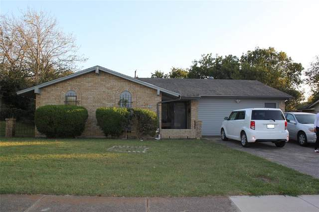 410 Kelly Court, Duncanville, TX 75137 (MLS #14456547) :: All Cities USA Realty