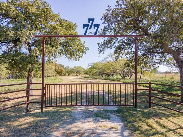 1127 County Road 300, Dublin, TX 76446 (MLS #14456556) :: All Cities USA Realty