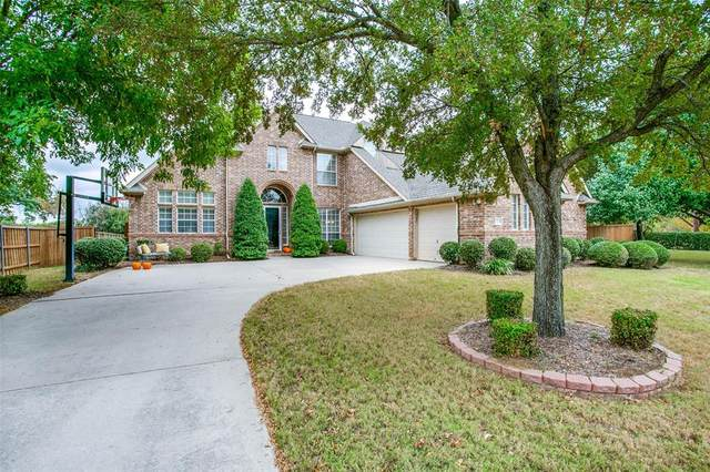 3200 Pecan Meadows Drive, Flower Mound, TX 75028 (MLS #14456584) :: The Rhodes Team