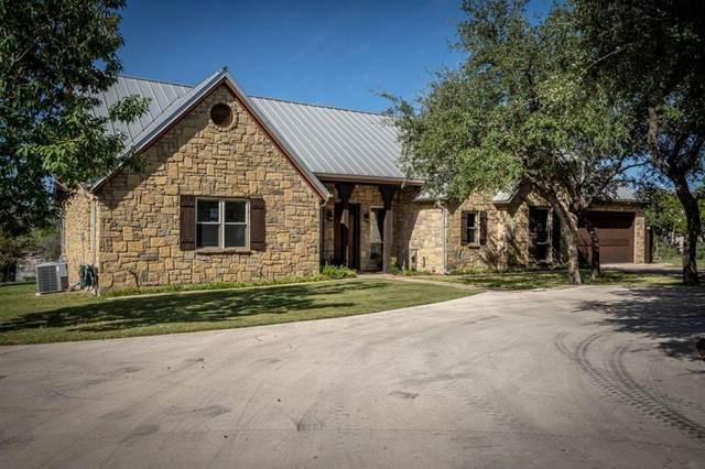 3021 Hells Gate Loop, Strawn, TX 76475 (MLS #14456596) :: All Cities USA Realty