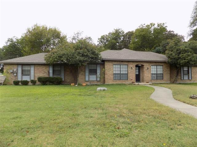 1623 Ten Mile Lane, Duncanville, TX 75137 (MLS #14456613) :: The Tierny Jordan Network