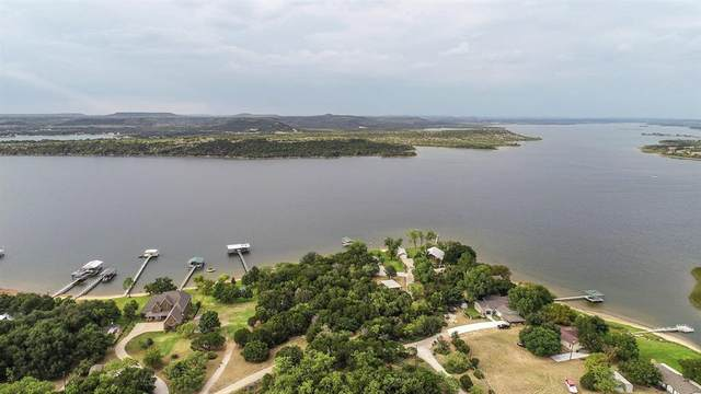1913 Buck Run, Possum Kingdom Lake, TX 76449 (MLS #14456627) :: The Juli Black Team