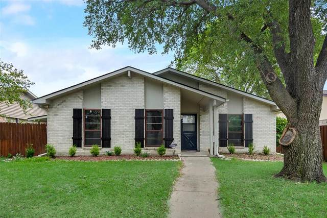 1820 Paxton Drive, Carrollton, TX 75007 (MLS #14456632) :: The Mauelshagen Group