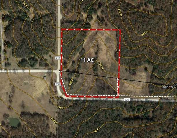 1887 County Road 220, No City, TX 76240 (MLS #14456642) :: The Mauelshagen Group