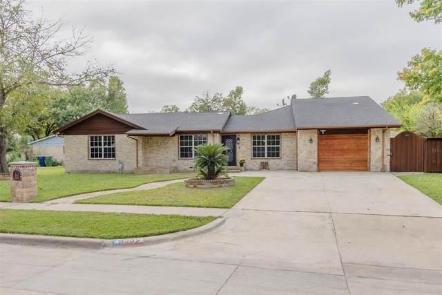 1809 Williams Drive, Garland, TX 75042 (MLS #14456660) :: The Tierny Jordan Network