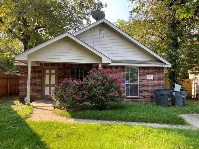 1718 Dennison Street, Dallas, TX 75212 (MLS #14456677) :: The Mauelshagen Group