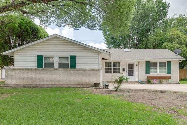 717 Pinehurst Drive, Richardson, TX 75080 (MLS #14456682) :: The Tierny Jordan Network