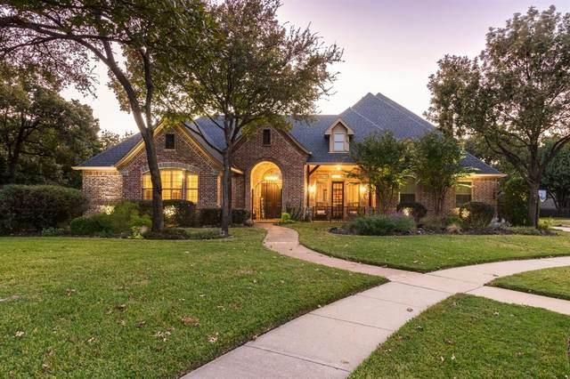 1400 Kaitlyn Lane, Keller, TX 76248 (MLS #14456708) :: The Mauelshagen Group