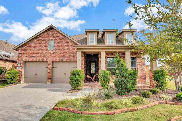 9821 Denali Drive, Little Elm, TX 75068 (MLS #14456724) :: Team Hodnett