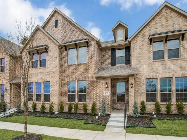 4728 Piedras Lanzar Drive, Mckinney, TX 75070 (MLS #14456741) :: The Mauelshagen Group