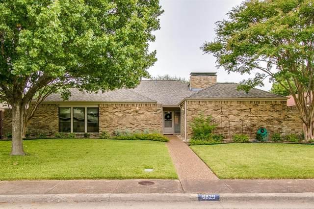 6829 Kingshollow Drive, Dallas, TX 75248 (MLS #14456744) :: The Tierny Jordan Network