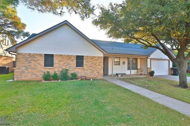 817 Chanticleers Lane, Abilene, TX 79602 (MLS #14456746) :: Maegan Brest   Keller Williams Realty