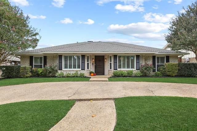 7211 La Sobrina Drive, Dallas, TX 75248 (MLS #14456779) :: The Mauelshagen Group