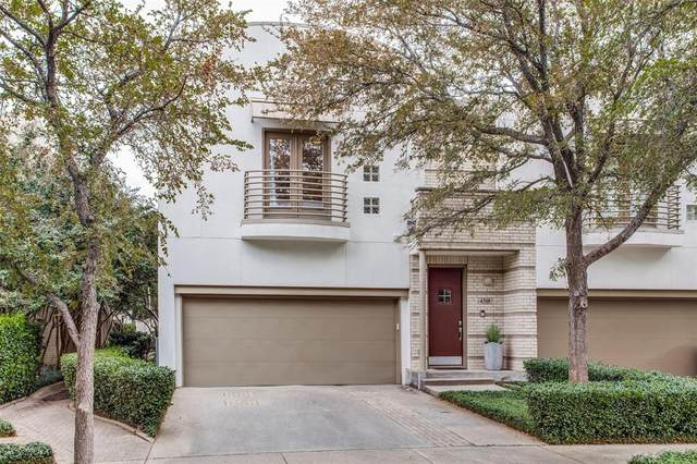 4310 Gilbert Avenue, Dallas, TX 75219 (MLS #14456791) :: Lyn L. Thomas Real Estate | Keller Williams Allen