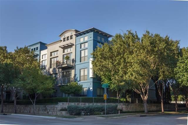 4414 Cedar Springs Road #209, Dallas, TX 75219 (MLS #14456830) :: The Mauelshagen Group