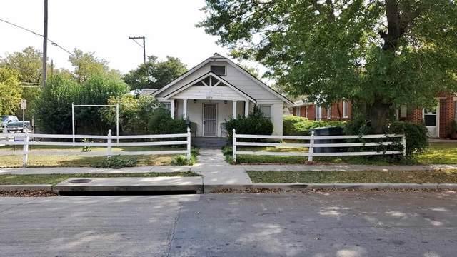 1102 Elmhurst Place, Dallas, TX 75224 (MLS #14456833) :: The Tierny Jordan Network