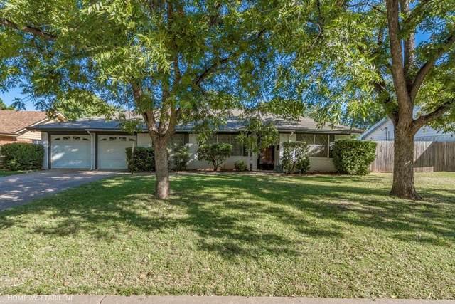 1715 Meadowbrook Drive, Abilene, TX 79603 (MLS #14456840) :: The Rhodes Team