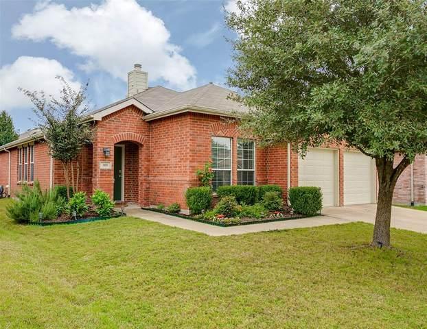 309 Highland Ridge Drive, Wylie, TX 75098 (MLS #14456854) :: The Mauelshagen Group