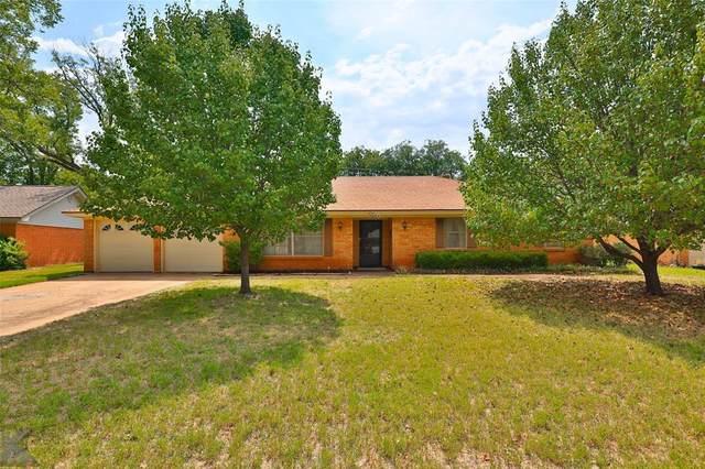 1773 Delwood Drive, Abilene, TX 79603 (MLS #14456859) :: The Rhodes Team