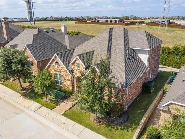 412 King Galloway Drive, Lewisville, TX 75056 (MLS #14456864) :: The Mauelshagen Group