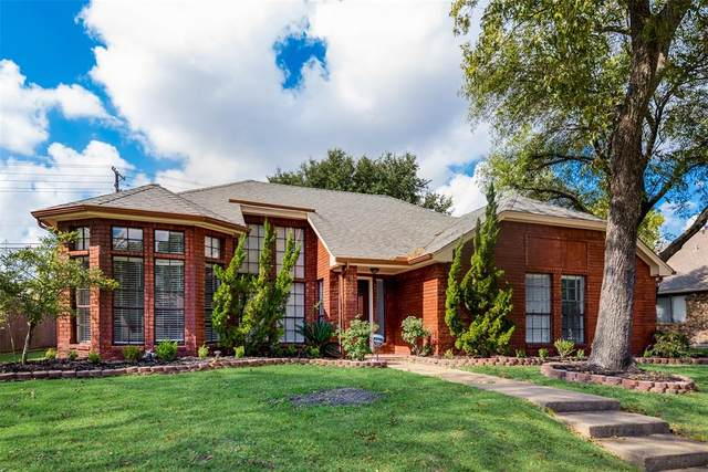 5105 Inwood Drive, Rowlett, TX 75088 (MLS #14456870) :: The Hornburg Real Estate Group