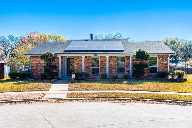 5236 Cook Circle, The Colony, TX 75056 (MLS #14456872) :: Frankie Arthur Real Estate