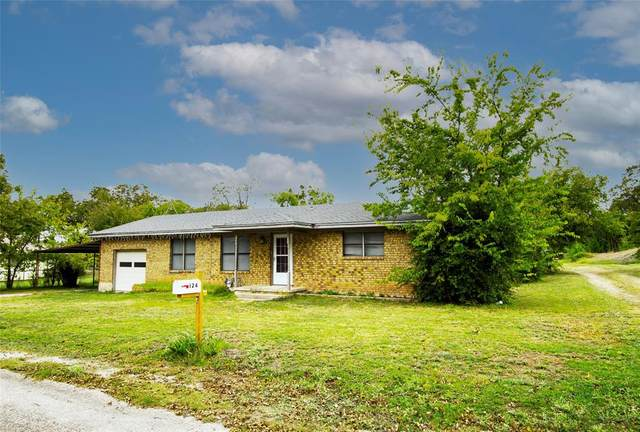 124 W Valley Street, Dublin, TX 76446 (MLS #14456881) :: All Cities USA Realty