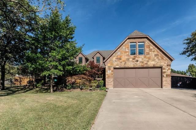 1000 Conchos Circle W, Keller, TX 76248 (MLS #14456884) :: The Mauelshagen Group