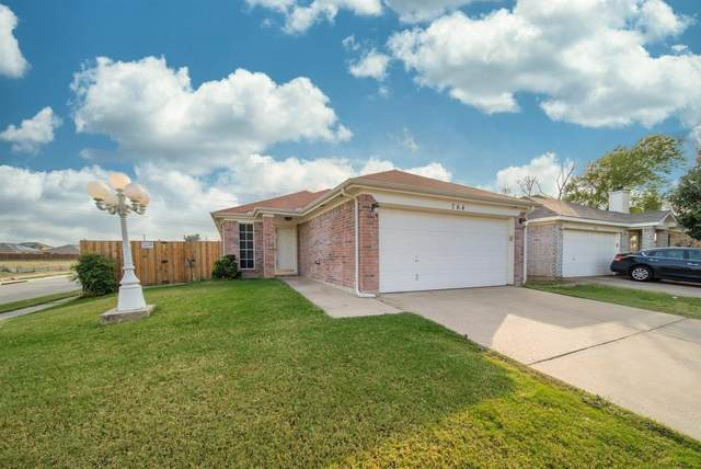 764 Nelson Place, Fort Worth, TX 76028 (MLS #14456902) :: All Cities USA Realty