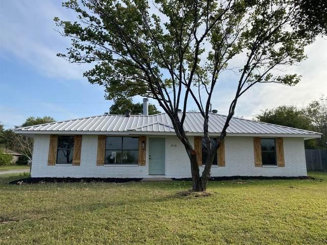 616 E Avenue E, Midlothian, TX 76065 (MLS #14456937) :: Trinity Premier Properties