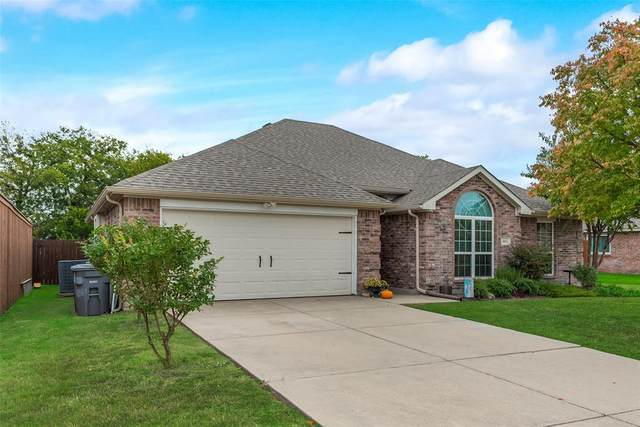 1003 Breckenridge Drive, Wylie, TX 75098 (MLS #14456956) :: The Mauelshagen Group