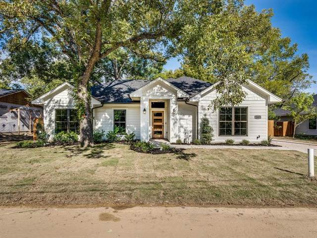 1408 W 13th, Corsicana, TX 75110 (MLS #14456961) :: The Good Home Team