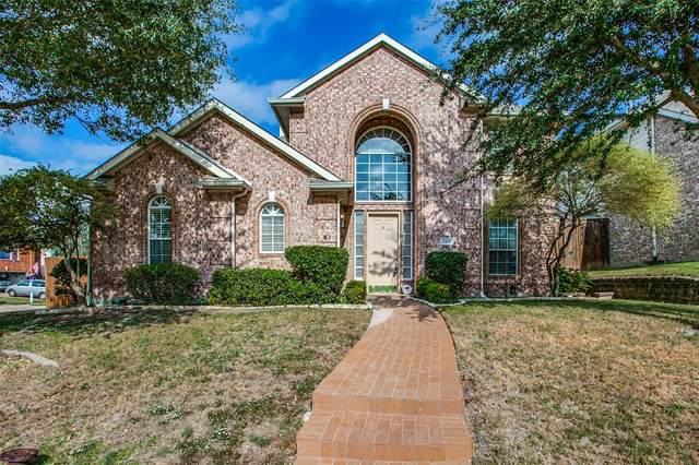 2530 Shorecrest Drive, Rockwall, TX 75087 (MLS #14456966) :: The Mauelshagen Group