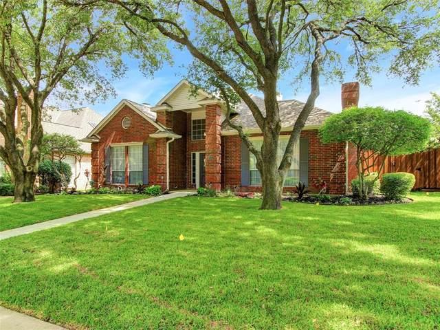 4597 Hallmark Drive, Plano, TX 75024 (MLS #14456969) :: Real Estate By Design